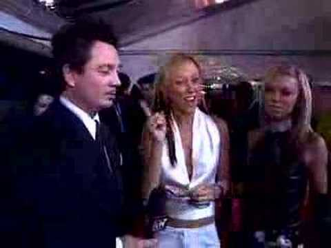 MTV Europe Awards - Red Carpet with Huey