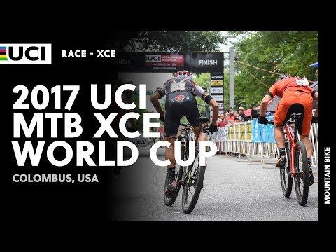 2017 UCI Mountain Bike XCE World Cup - Colombus (USA)