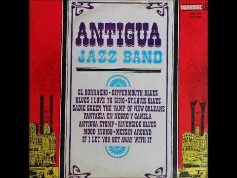 Antigua Jazz Band Vol. 1 Álbum completo 1971