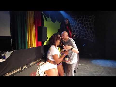African Storm Dancehall Queen 2016 highlights