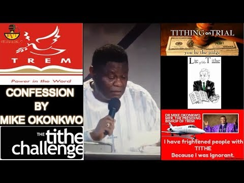 I Have Frightened People To Pay Tithe In Ignorance - Bishop Okonkwo