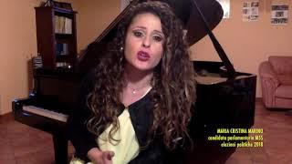 Maria Cristina Marino - Movimento 5 Stelle