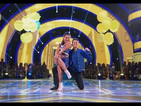 Mackenzie Ziegler (Kenzie) & Sage Rosen - Dancing With The Stars Juniors (DWTS Juniors) Episode 2