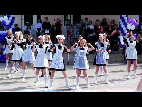 Танец выпускников / Последний звонок-2019 (средняя школа №5 г. Солигорска)