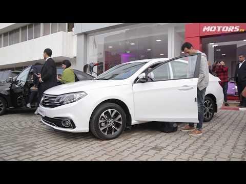 DONGFENG S50, La Nouvelle Voiture Particulière Montée En Tunisie - Motors.tn
