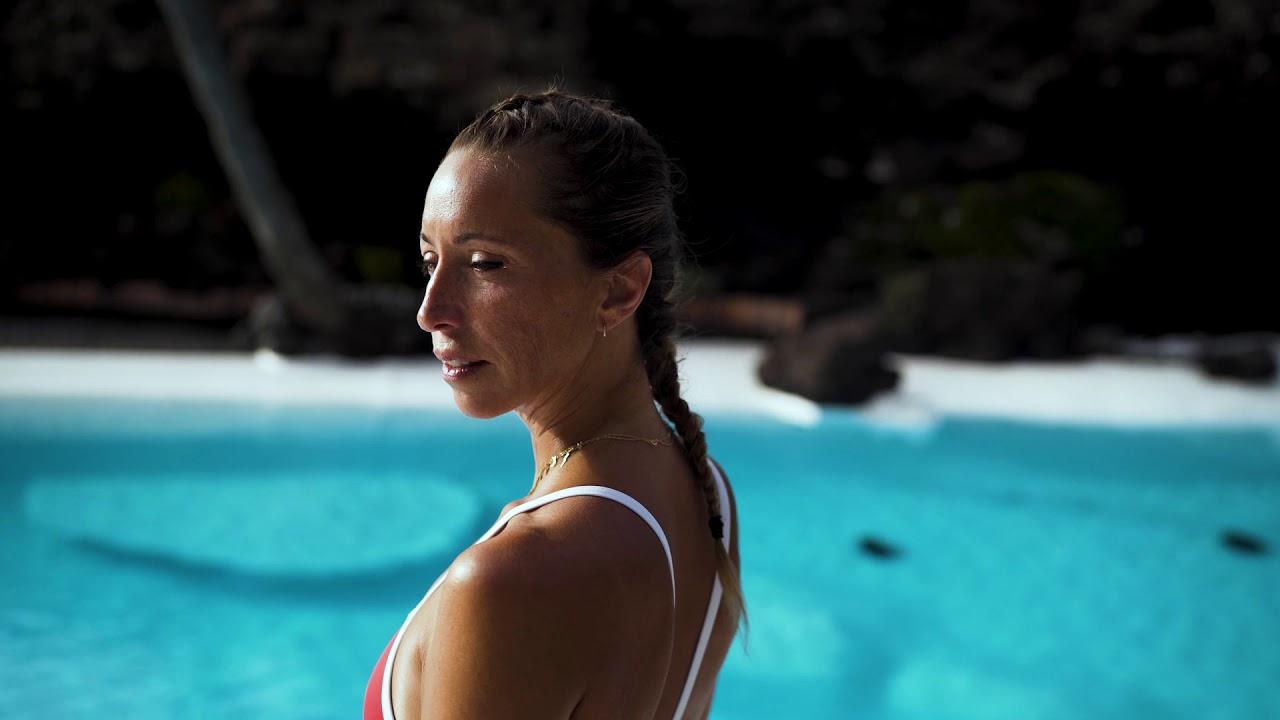 Lanzarote y la natación sincronizada. Un idilio de amor inesperado