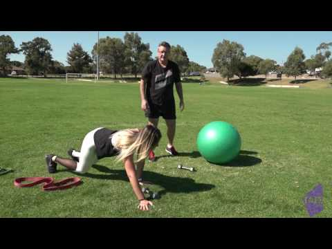 What it's like studying Fitness at SM TAFE - Tanisha Hamilton