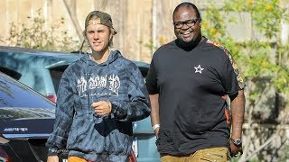 exclusive   justin bieber is collaborating with poo bear again