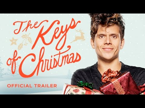 Thumbnail: The Keys of Christmas - OFFICIAL TRAILER