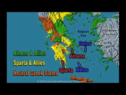 25th April 404 BCE: Sparta defeats Athens in the Peloponnesian War ...
