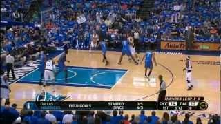 NBA Playoffs 2012: OKC Thunder Vs Dallas Mavericks Game 4 Highlights (4-0) HQ