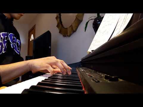 Mine - Bazzi [Piano Cover]