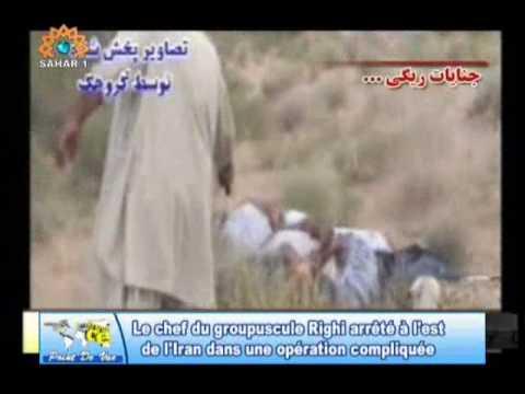 Abdolmalek Rigi Arrêté à L'Est De L'Iran