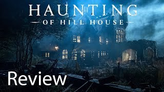 The Haunting of Hill House Review (Netflix Original Series)