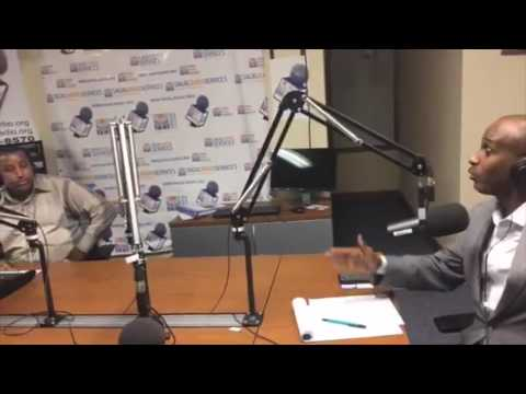 Radio discussion about current issues change in Immigration policy with Attorney Jama Ibrahim
