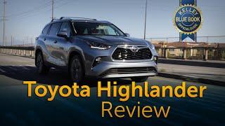 2020 Toyota Highlander | Review & Road Test