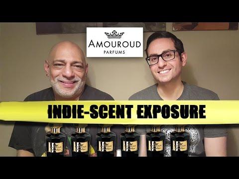 Indie-Scent Exposure, Episode 3: Amouroud +  GIVEAWAY (CLOSED)