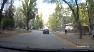 ДТП Кривой Рог, Резвый Джигит на Geely