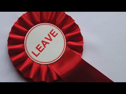 Stop A Second Brexit EU Referendum Petition Tops 110,000 Votes!