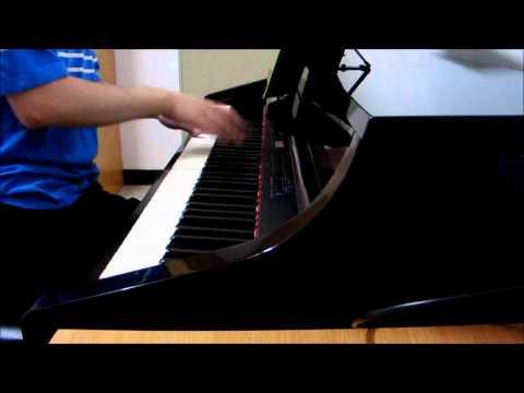 Nemure Hi No Hana -- Oichi's Song from Sengoku Basara (piano cover)