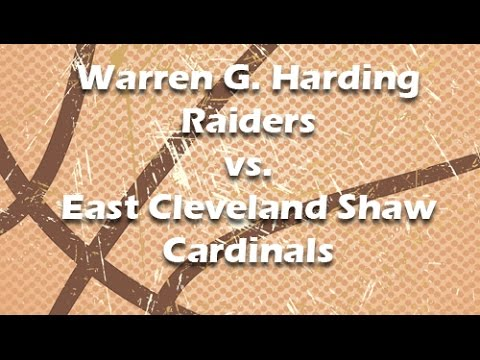 Warren G. Harding Raiders vs. East Cleveland Shaw Cardinals