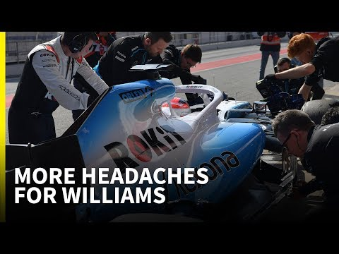 The parts Williams changed to make sure its 2019 F1 car is legal