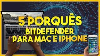 Análise: Bitdefender Antivírus para Mac e iOS