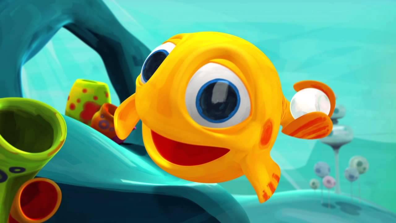 Zabawa Z Rybką Minimini Trwa Cały Dzień Youtube