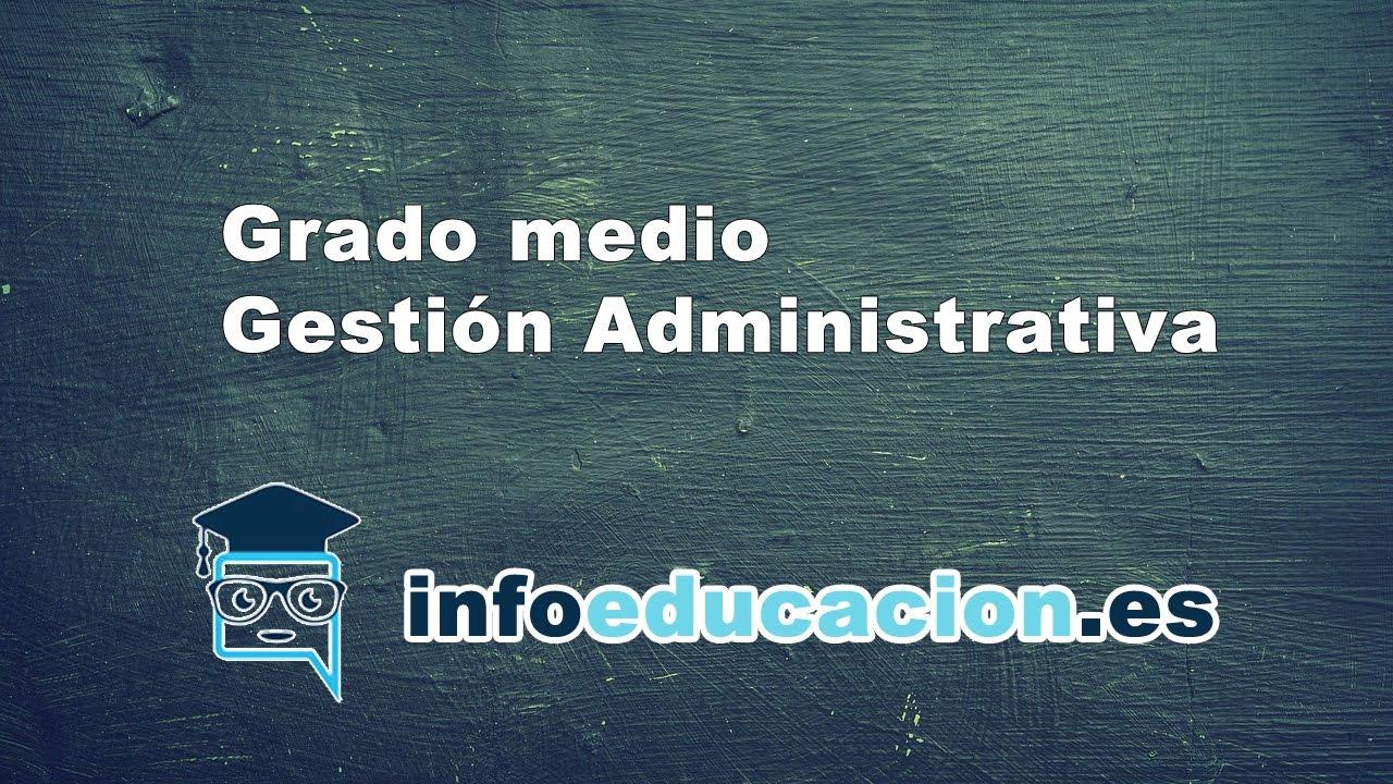 Grado Medio De Gestión Administrativa En Tarragona