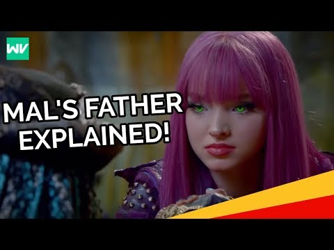 Thumbnail: Everything We Know About Mal's Father!: Discovering Descendants