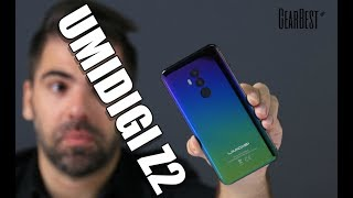 Most Beautiful Phone Ever! UMIDIGI Z2 Smartphone! - GearBest