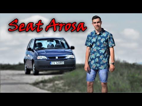 Életem első autója: SEAT AROSA 1.0 thumbnail