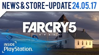 Far Cry 5 für PS4: Ubisoft veröffentlicht Teaser Trailer zum Reveal!   PlayStation News Update