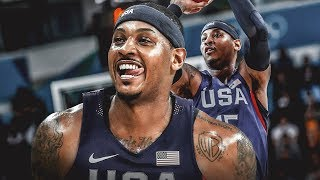 Carmelo Anthony NOT INVITED to Team USA for FIBA World Cup Tournament - NBA Free Agency
