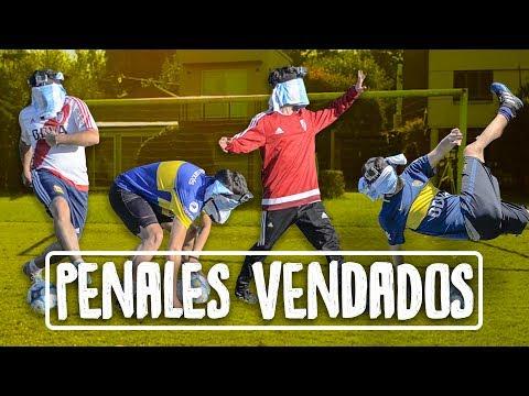 RETO PENALES VENDADOS | Los Displicentes