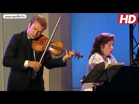 Renaud Capuçon and Elena Bashkirova - Beethoven Sonata for Violin and Piano No. 5 Spring