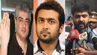 Celebrities who missed Tamil Nadu elections and fans reactions