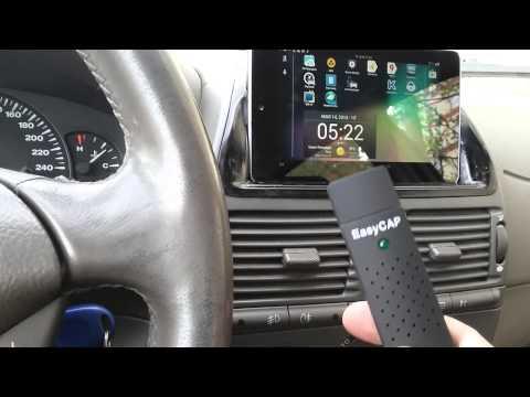 Установка Nexus 7 2012 в автомобиль