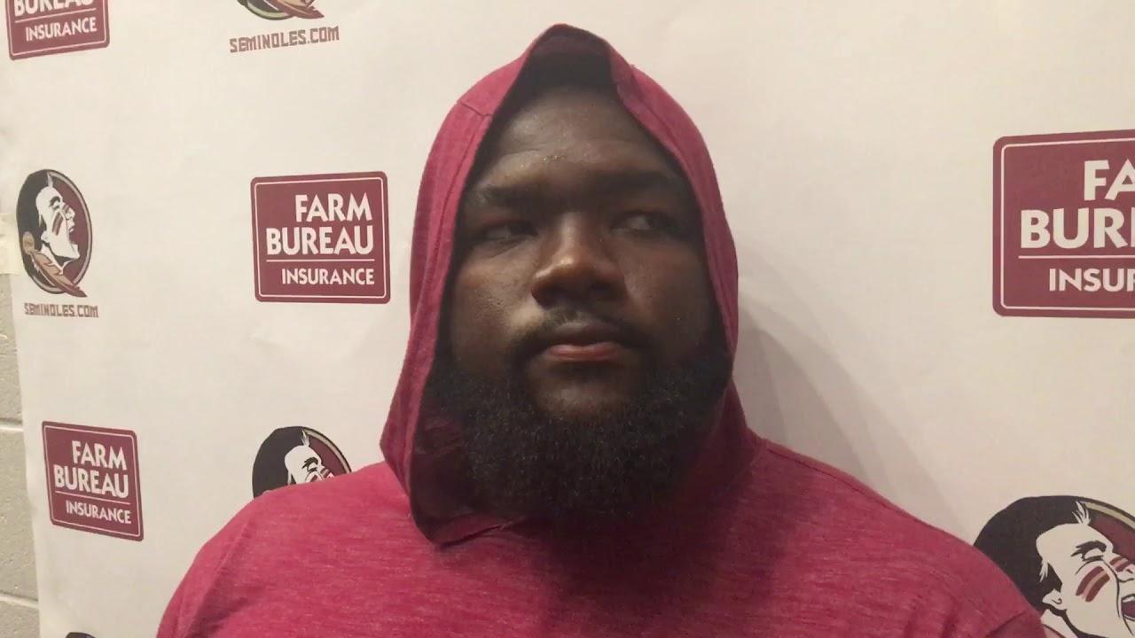 FSU DT Marvin Wilson has faith in defense despite two-game returns
