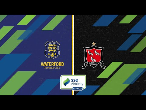 Premier Division GW17: Waterford 1-0 Dundalk