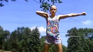 Cheerleading moves