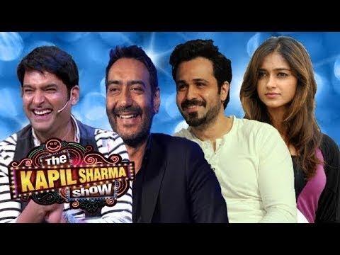 The Kapil Sharma Show Ep 130 Badshaho Promotion Ft Ajay Devgn, Emran Hashmi, Ileana D'cruz News