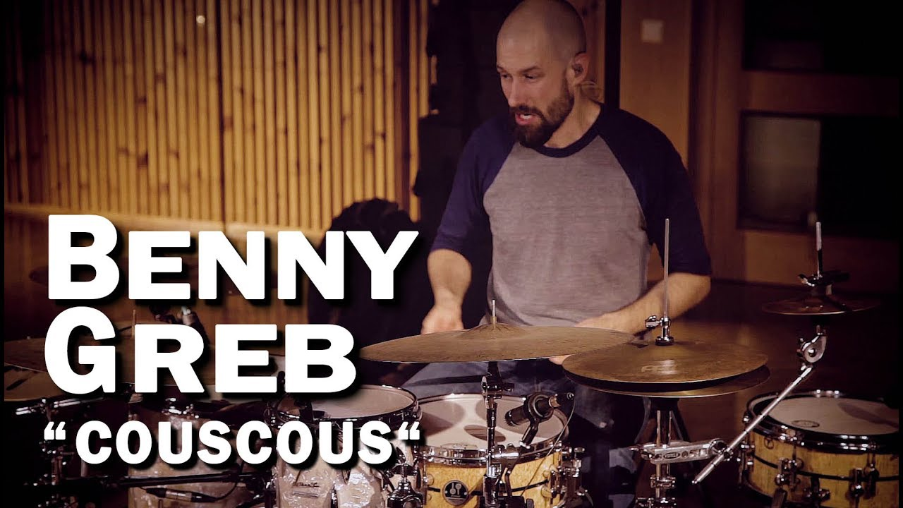 """Download Meinl Cymbals – Benny Greb """"Couscous"""""""