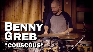 "Meinl Cymbals – Benny Greb ""Couscous"""
