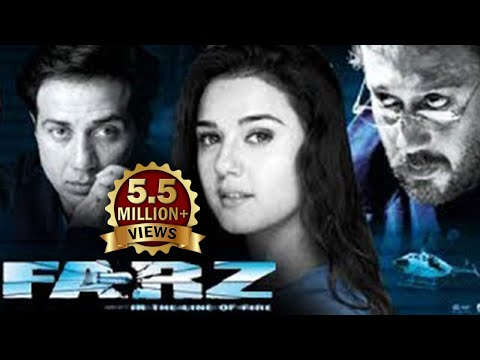 Farz Full Movie | Hindi Movies | Bollywood Action Movies | Sunny Deol Movies