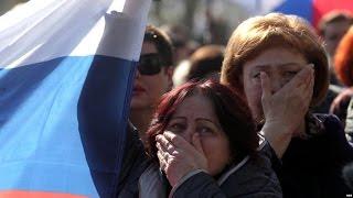 День в истории Севастополь 18 марта 2014 года