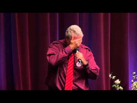 """Michael Pritchard """"Stand Up Speak Out Stop Bullying!"""" Campaign Lecture, Napa, CA"""