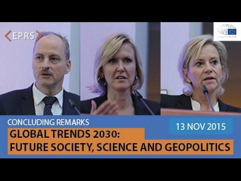 ESPAS Global Trends 2030, Closing Session, 13 November 2015