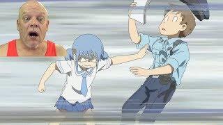 "Video REACTION VIDEOS | ""Nichijou"" Clip - Mio Needs To Calm Down A Bit! download MP3, 3GP, MP4, WEBM, AVI, FLV Juli 2018"