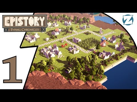 Epistory Typing Chronicles Gameplay - Ep 1 - Introduction